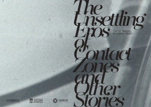 The Unsettling Eros of Contact Zones, and other stories 2015 catalogue